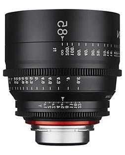 Rokinon Xeen XN85-C 85mm T1.5 Professional CINE Lens for Can