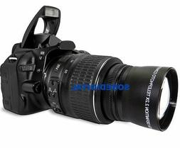BEPRO Photo® SPORTS TELEPHOTO ZOOM LENS FOR NIKON D3300 D34