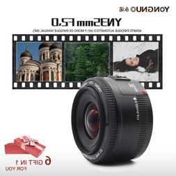 YONGNUO YN 35mm F2 <font><b>Camera</b></font> <font><b>Lens<