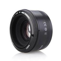 YONGNUO YN EF 50MM F/1.8 Auto & manualFocus Lens For Canon E