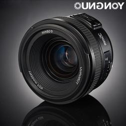 YONGNUO YN35mm <font><b>lenses</b></font> F2.0 AF/MF Fixed F