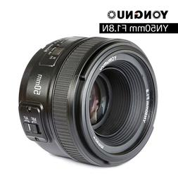 YONGNUO YN50mm F1.8 <font><b>Camera</b></font> <font><b>Lens