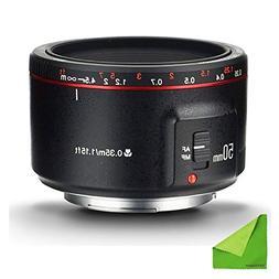 YONGNUO YN50mm F1.8 II Large Aperture Auto Focus Lens Small