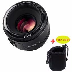 YONGNUO YN  50MM EF  F/1.8 Auto & manualFocus Lens For Canon