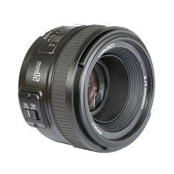 YONGNUO YN50mm F1.8N Standard Prime Lens Large Aperture Auto
