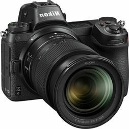 Nikon Z 6 Mirrorless Digital Camera w/ 24-70mm Lens 1598
