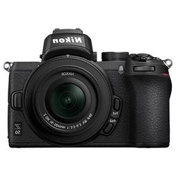 Nikon Z50 Mirrorless Digital Camera 20.9 MP with 16-50mm Z D