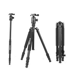 ZOMEi Professional Z818/888 Camera Tripod and Monopod with 3