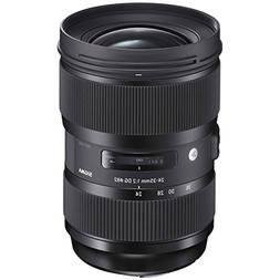 Sigma Standard-Zoom Lens, 24-35mm F.2 DG HSM  - Internationa